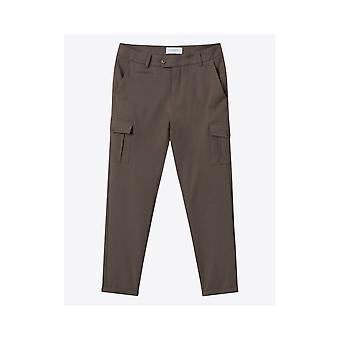 Les Deux Camo Cargo Suit Pant