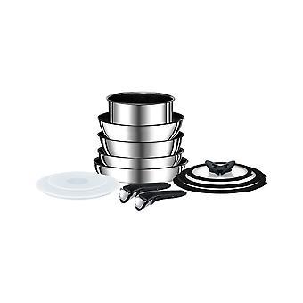 Tefal Titanium Ingenio Preference Large Pan Set