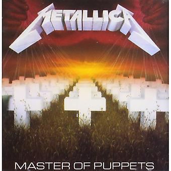 Metallica - Master Of Puppets Music CD