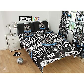 Newcastle United FC Doble Set Edredón PT