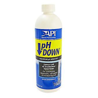 API pH Down Aquarium pH Adjuster - 16 oz
