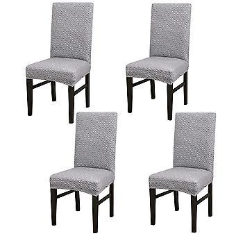 Chaise de banquet à manger lavable Stretch Slipcover amovible couvre protecteur