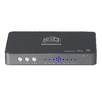 Audio converters hdmi converter/2d to 3d/video converter left and right up and down format to 3d suitable projection