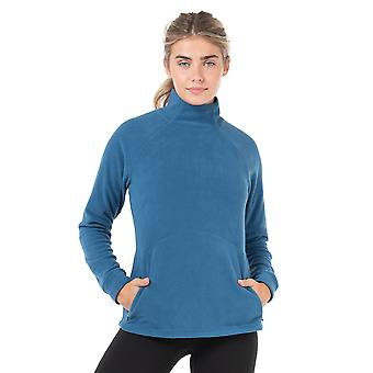 Kyodan Womens Long Sleeve Banff Polar Fleece Sweater