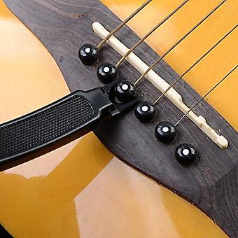 3 в 1 гитара струна намотчик резак мост штифтовый съемник многофункциональный инструмент