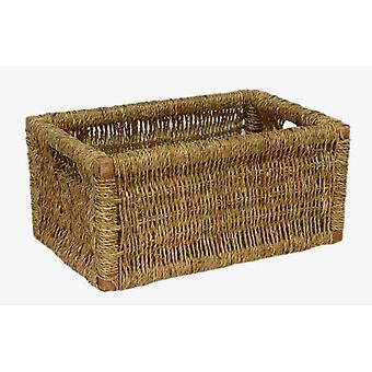 Large Seagrass Storage Basket