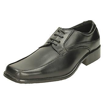 Mens Maverick Low Lace Up Formal Shoes