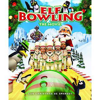 Elf Bowling: The Movie [Blu-ray] USA import