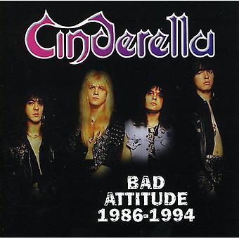 Cinderella - Bad Attitude 1986-94 [CD] USA import