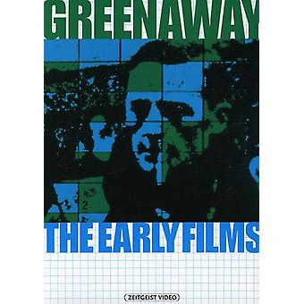 Greenaway-Early Films [DVD] USA import