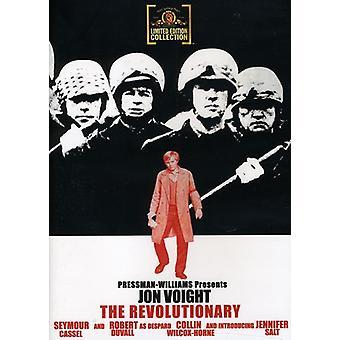 Revolutionerande [DVD] USA import