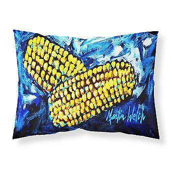 Carolines Treasures  MW1235PILLOWCASE Two Corn Please Fabric Standard Pillowcase