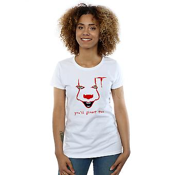 It Women's Pennywise Float T-Shirt