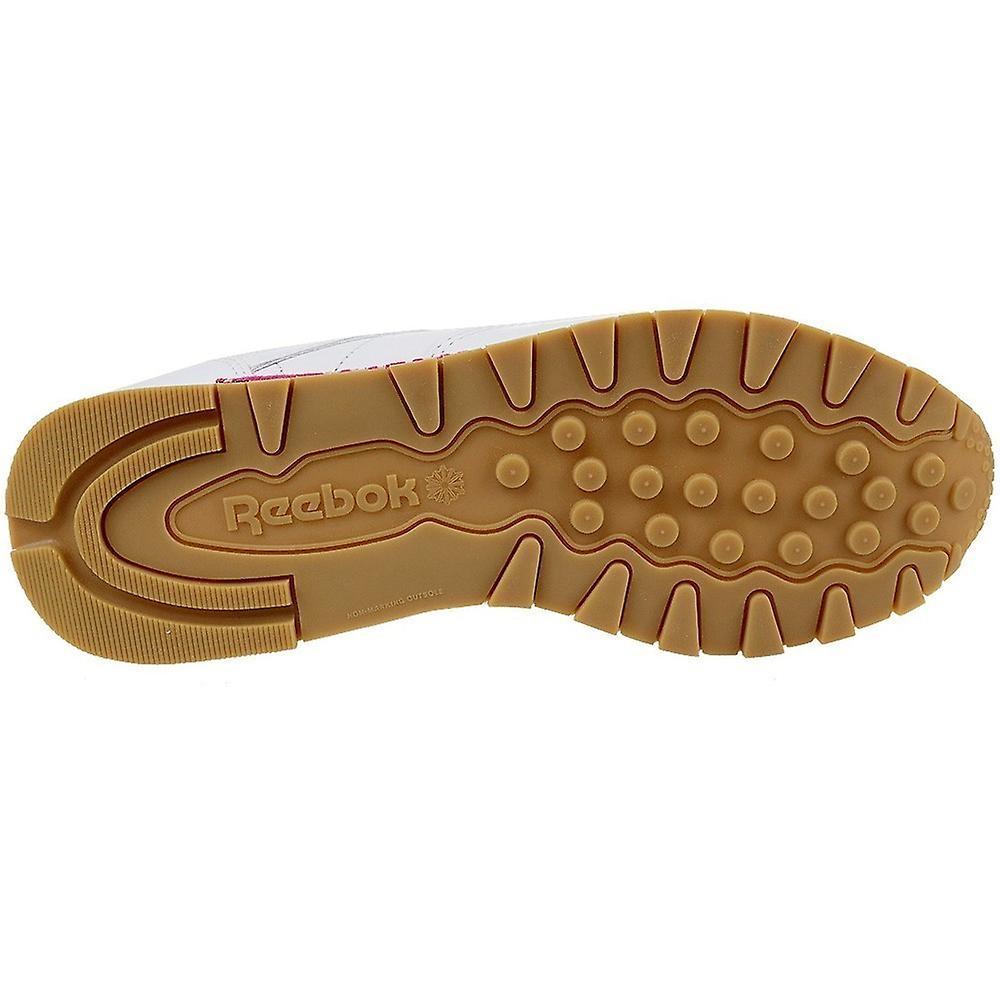 Reebok Classic læder BD3156 universal alle år kvinder sko