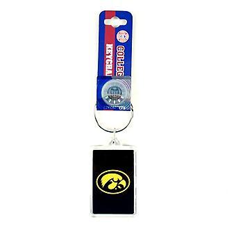 Iowa Hawkeyes NCAA akryyli avaimenperä