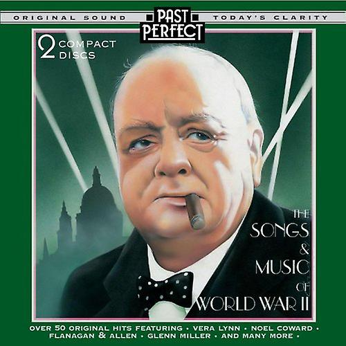 Songs & Music of World War 2 [Audio CD]  2 CD Set