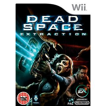 Dead Space Udvinding (Wii) - Som ny