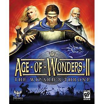 Age of Wonders 2 trollkarlar tronen-ny