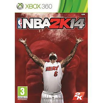 NBA 2K14 (Xbox 360)-fabriek verzegeld