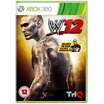 WWE 12 Limited Edition (Xbox 360) - As New