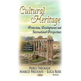 Cultural Heritage  Protection Developments amp International Perspectives by Edited by Piero Fediani & Edited by Marco Frediani & Edited by Luca Rosi