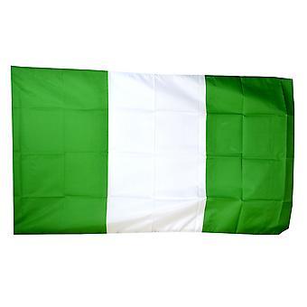Vlag van Nigeria (5 ft X 3 ft)