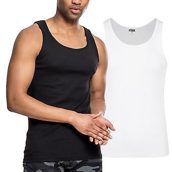 Stedelijke klassiekers - naadloze tank top Shirt 2-Pack