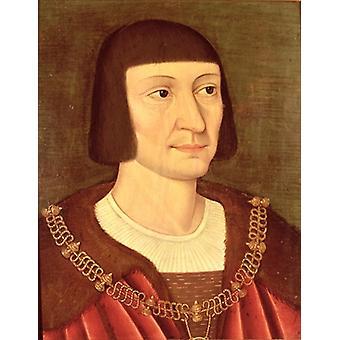 Pierre du Terrail (1476-1524) Chevalier de .. - Reproduction d'art