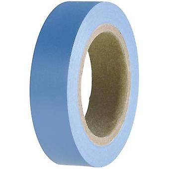HellermannTyton HelaTape Flex 15 710-00100 Electrical tape HelaTape Flex 15 Blue (L x W) 10 m x 15 mm 1 Rolls