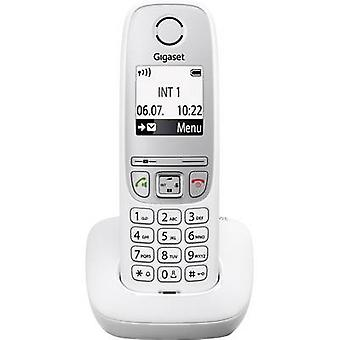 Gigaset A415 Cordless analogico White Hands-free