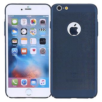 Matkapuhelin tapauksessa Apple iPhone 8 suojus tapauksessa pussi kansi tapauksessa sininen