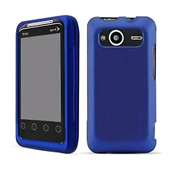 Technocel Soft Touch Shield for HTC Evo Shift 4G - Blue