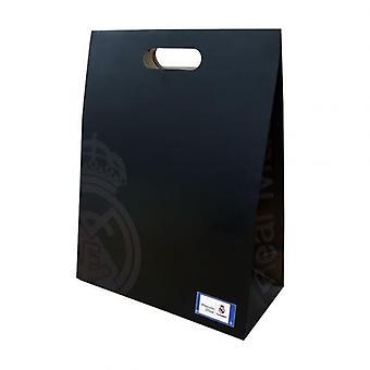 Real Madrid Gift Bag Medium BLK