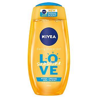 هلام الاستحمام حب الشمس نيفيا