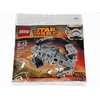 LEGO 30275 TIE Advanced Prototype-Mini polybag
