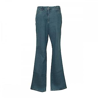 Jocavi Women's Classic Blue Denim Jeans