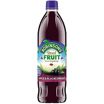 Robinsons No Added Sugar Apple & Blackcurrant Squash