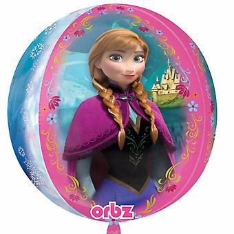 Anagramma Disney congelati Character Design Supershape Orbz palloncino