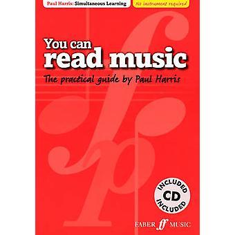 U kunt het lezen van muziek door Paul Harris - 9780571538454 boek