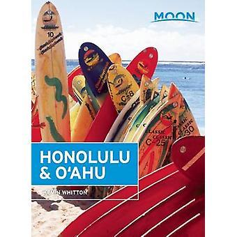 Moon Honolulu & Oahu av Kevin J. Whitton - 9781631213878 bok