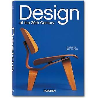 Design av 1900-talet av Charlotte & Peter Fiell - 9783836541060