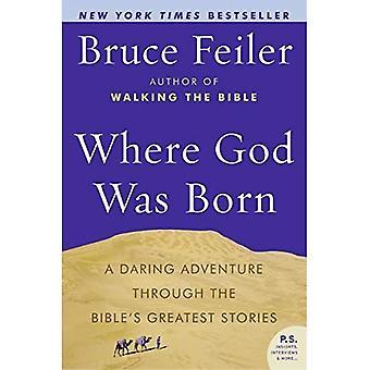 Donde nació Dios: Un viaje a través de la Biblia del Edén a Babilonia (P.S. (libro en rústica)): un viaje a través de la Biblia de Eden a Babilonia (P.S.)