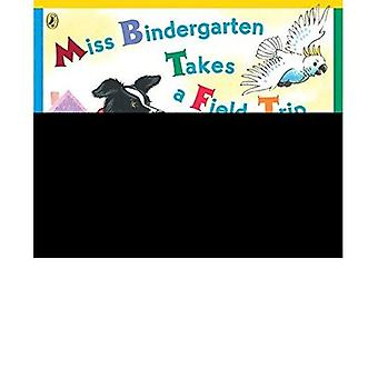 Miss Bindergarten toma un viaje de campo con jardín de la infancia (Miss Bindergarten libros)
