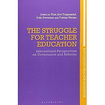 La lutte pour la formation des enseignants