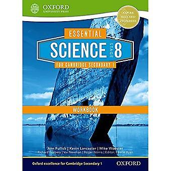 Vetenskap för Cambridge sekundära 1-stegs 8 arbetsbok