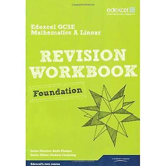 GCSE Mathematics Edexcel Spec A Found Revision Workbook