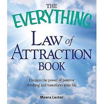 Tudo que a lei da atração livro: aproveitar o poder do pensamento positivo e transformar a sua vida (tudo...