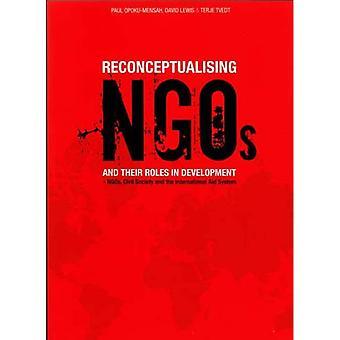 Reconceptualisering NGO's en hun rol in de ontwikkeling: NGO's, maatschappelijke organisaties en de internationale steun systeem