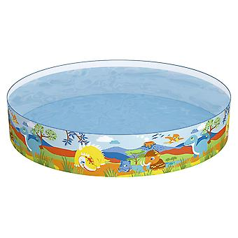 Piscina Bestway Tropical dinosaurio relleno-N-Fun