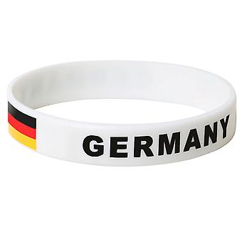 Deutsche Silikon World Cup Armband Olympics sportliches Ereignis TRIXES